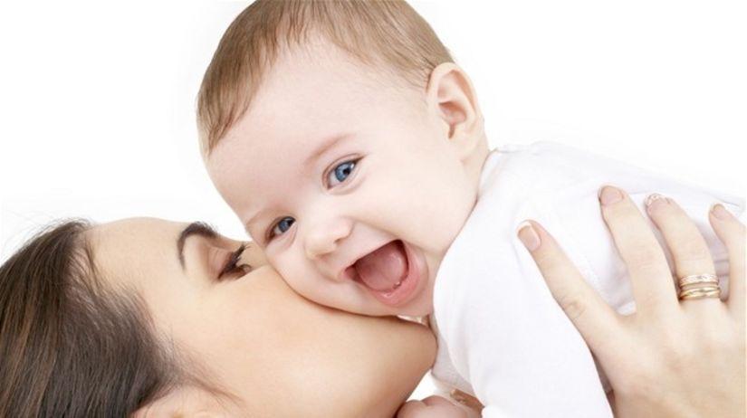 babatko, dieťa, matka, rodičovský, rodina
