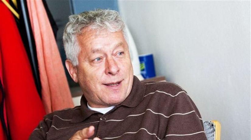 Slovenský klimatológ Pavel Šťastný