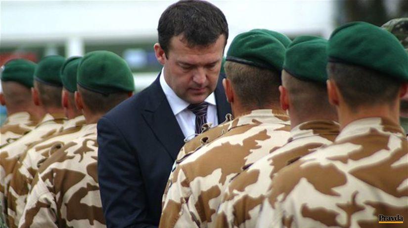 Baška, vojaci