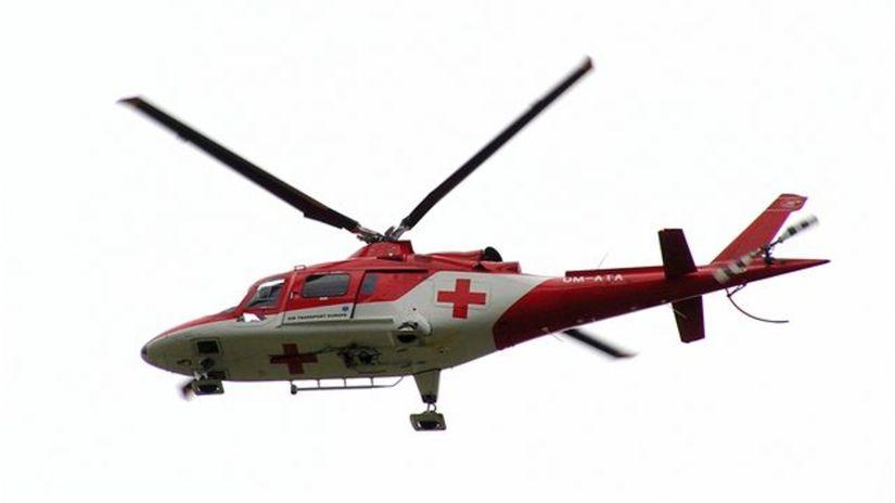 vrtuľník, helikoptéra, Horská, letecká...