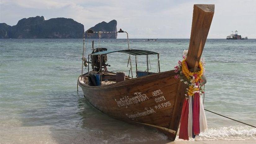 Thajsko, Koh Phi Phi