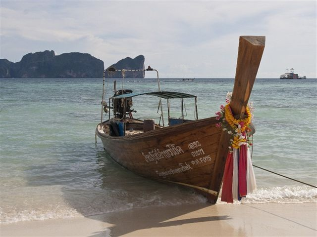 Thajsko si vybralo...
