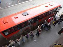 Autobus, autobusová stanica