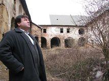 Milan Kolesár, Jelšava, kaštieľ
