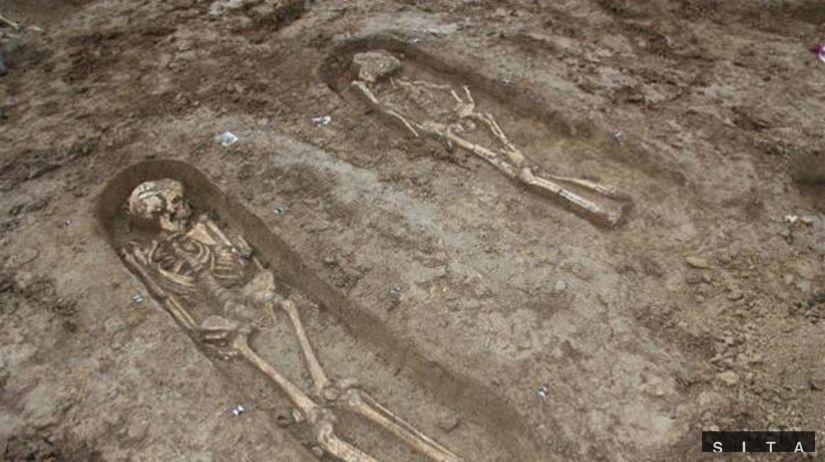Nitra, pohrebisko