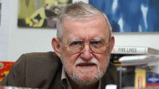 Spisovateľ Ľubomír Feldek