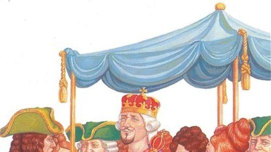 Cisárove nové šaty, Mladé letá