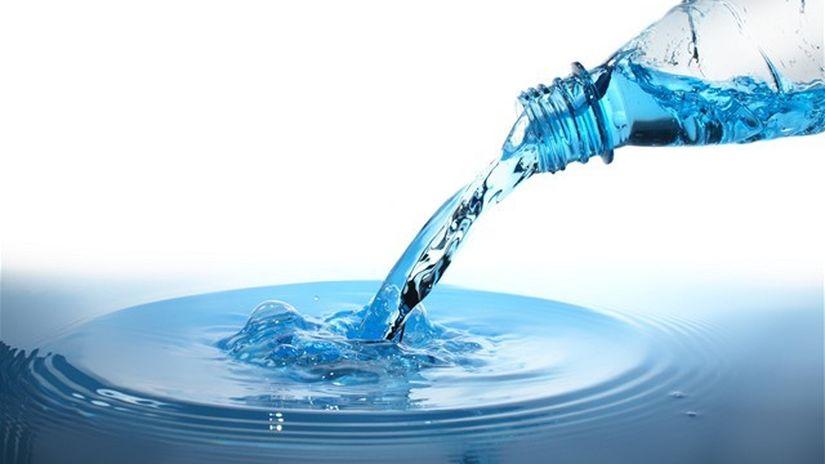 minerálna voda - tekutina - pitný režim