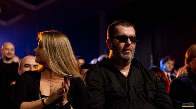 Richard Müller a Wanda Wolfová