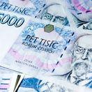 česká, bankovka, czk, 5000, koruna