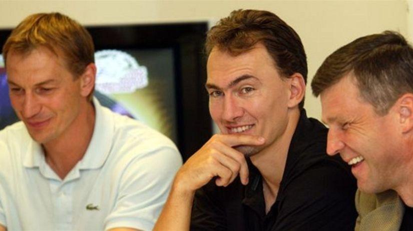 Miroslav Šatan, Peter Šťastný