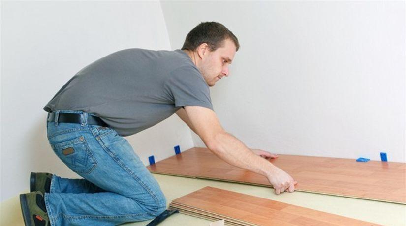 podlaha, remeselník, stavba, rekonštrukcia