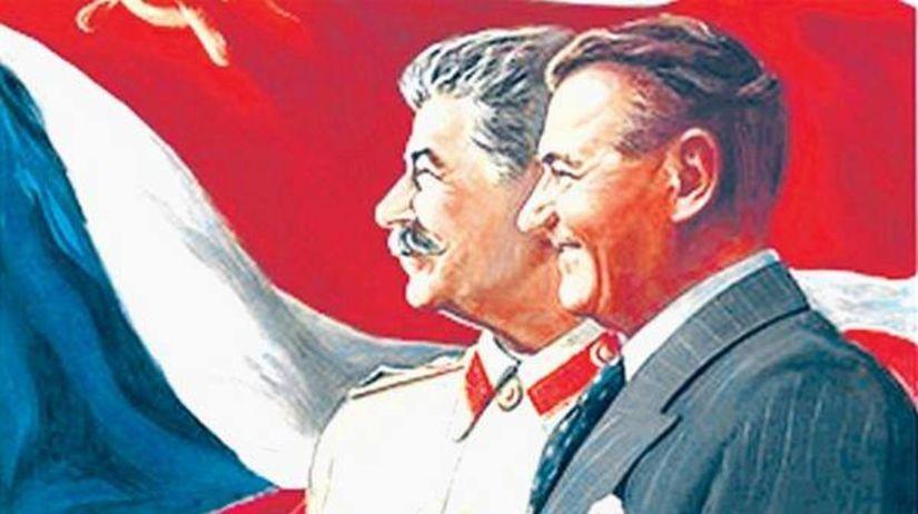 Stalin, Gottwald