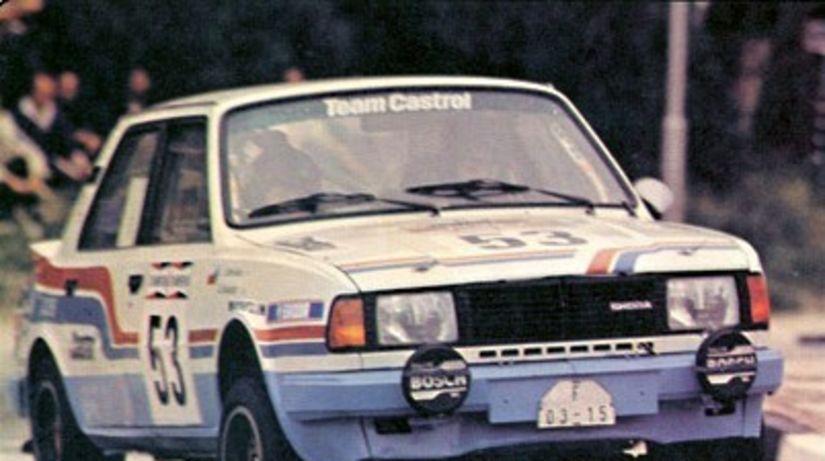 Škoda 130 LR Kvaizar