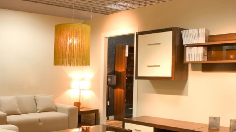 Svetlo v obývačke pomáha dokonalej pohode