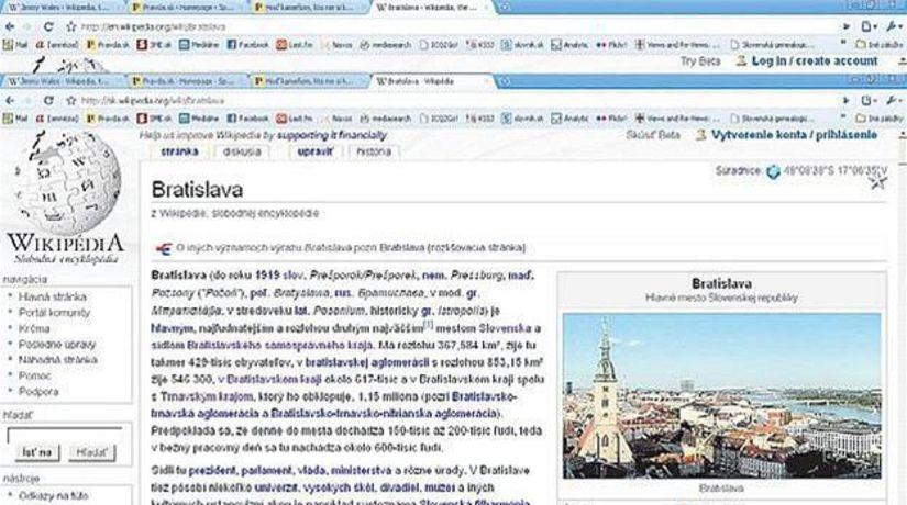 Slovenská Wikipédia