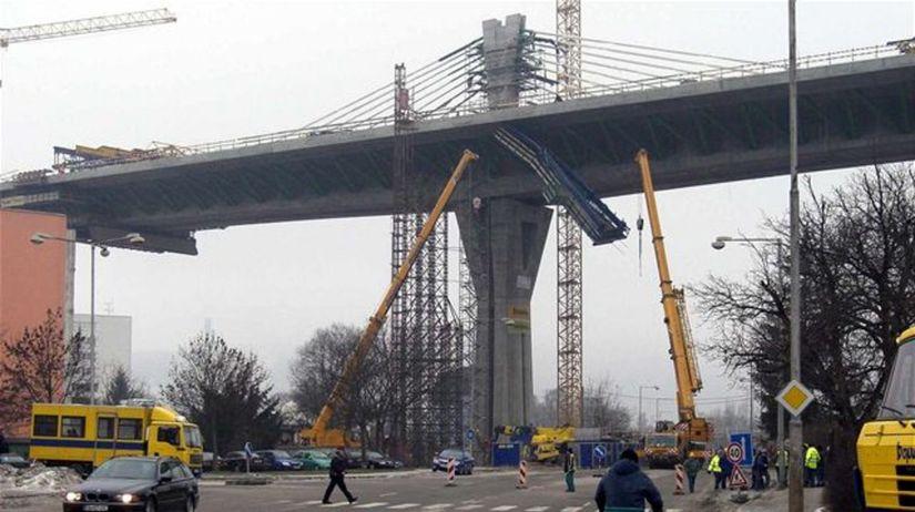 most, diaľnica, Považská Bystrica