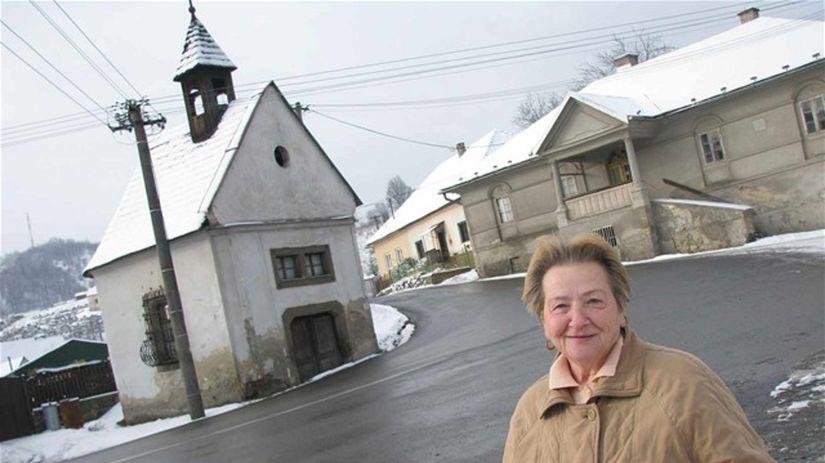 Kaplnka, Banská Belá