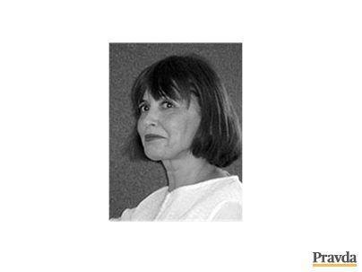 Folkloristka Eva Krekovičová, Doc., PhDr., DrSc.