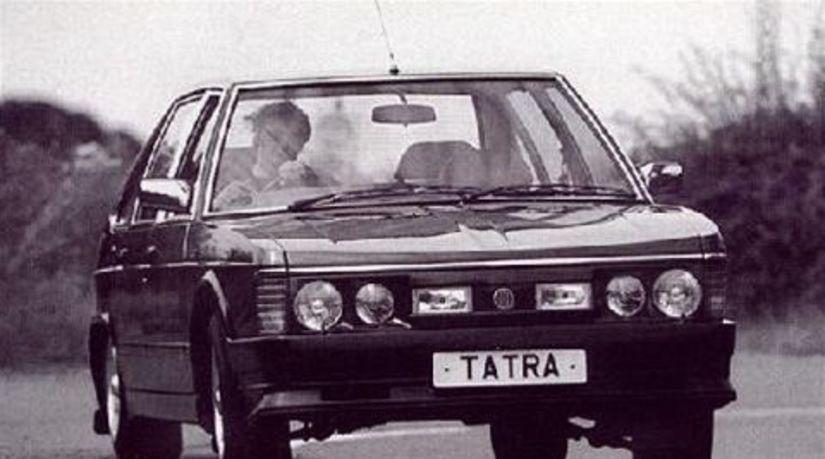 Tatra 613-5