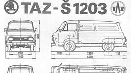 TAZ-Š 1203 M