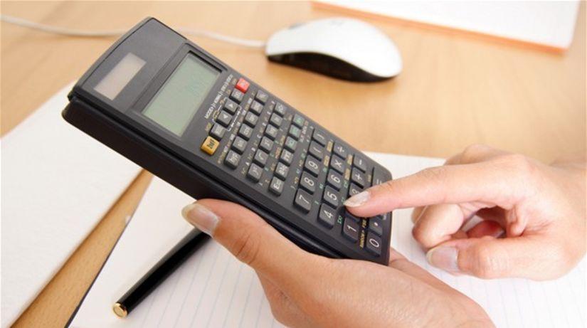 počítať, kalkulačka, zúčtovanie