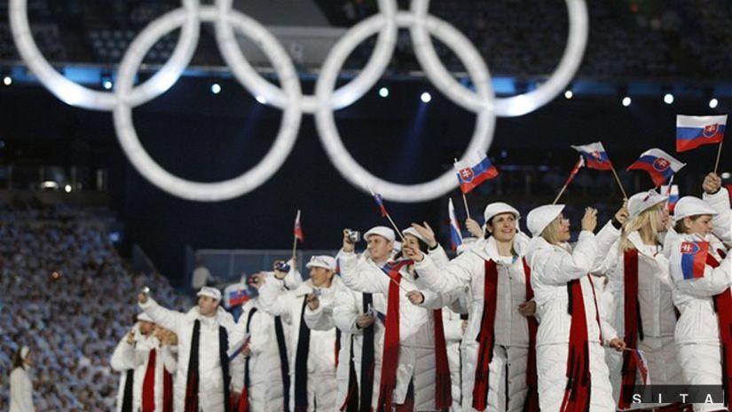 Slovenské medaily na olympijských hrách
