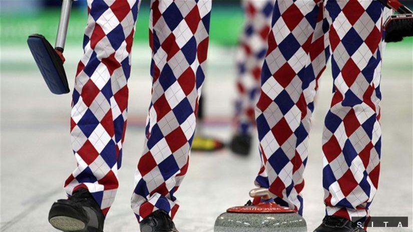 curling Nórsko