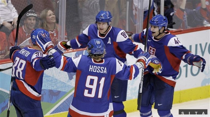 Slovensko Rusko Hossa