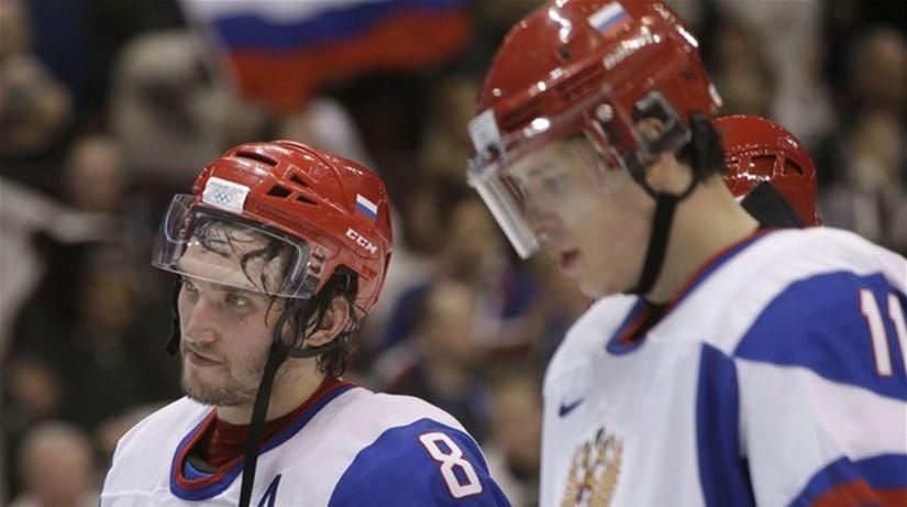 Rusko Ovečkin Malkin