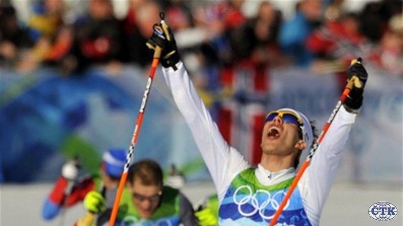Marcus Hellner, beh na lyžiach