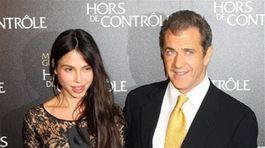 Mel Gibson a Oksana Grigorieva