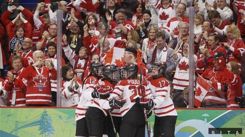 Kanada hokejistky