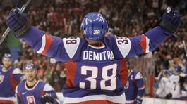 Slovensko, hokej, Pavol Demitra