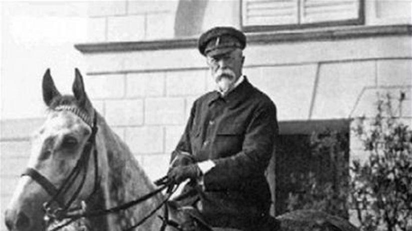 Tomáš Garigue Masaryk