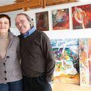 Manželia ilustrátori Kamila Štanclová a Dušan Kállay sa v Bologni predstavia so svojimi prácami  na výstave Dva magické svety.