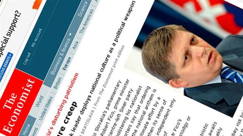 Economist, Fico