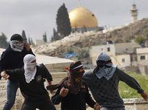 Palestína, izrael, protest