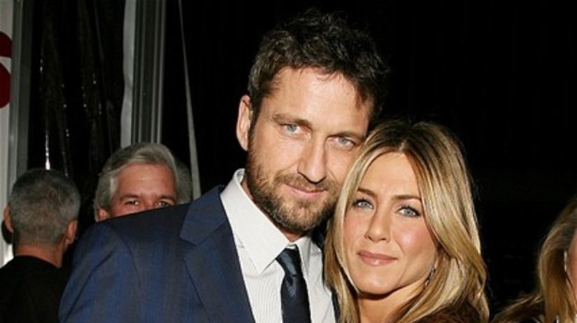 Jennifer Aniston a Gerard Butler