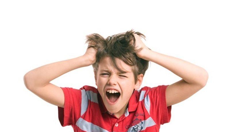 dieťa - zúrivosť - problém - zlá nálada -...