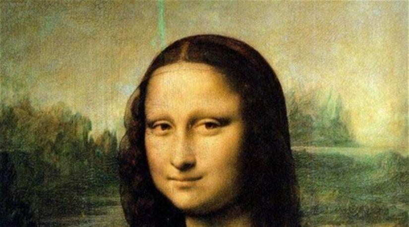 Leonardo da Vinci - La Gioconda, Mona Lisa