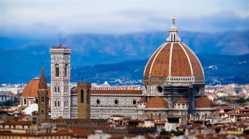 Florencia, katedrála