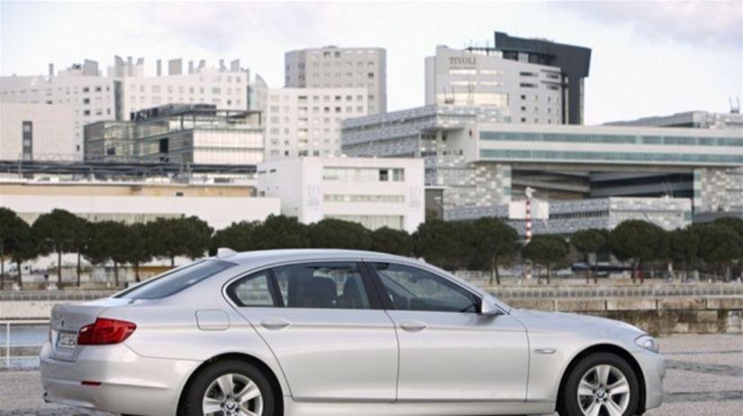 BMW 5 LWB