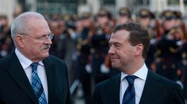 Medvedev, gaśparovič