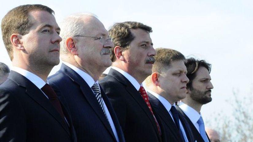 Medvedev na Slovensku