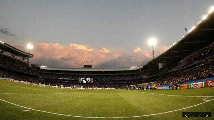 Futbalový štadión v Pretórii