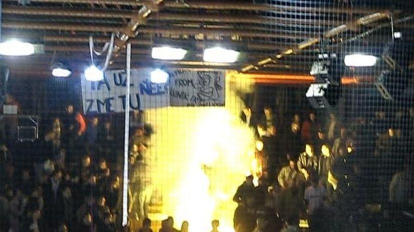 Oheň na Slovane