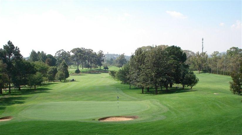 golf ihrisko Pretória