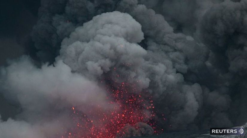Island, sopka