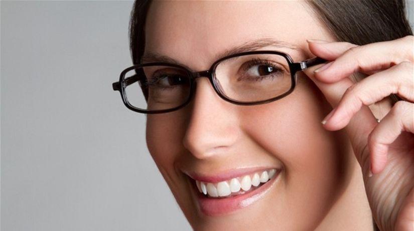 okuliare - dioptrie - problém - šošovky - zrak -